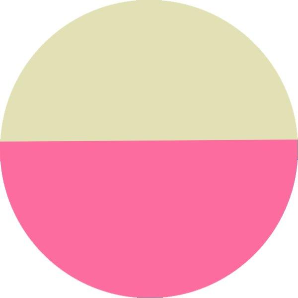 Beige / Roze